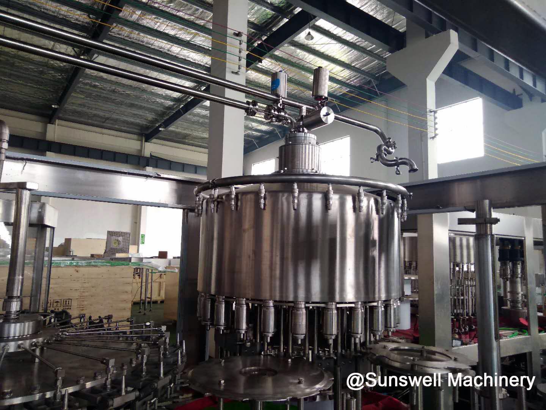 SSW juice filling line 04