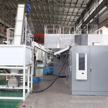 Blowing-Filling-Capping Combi for CSD Cola Drink Packaged by PET Bottles