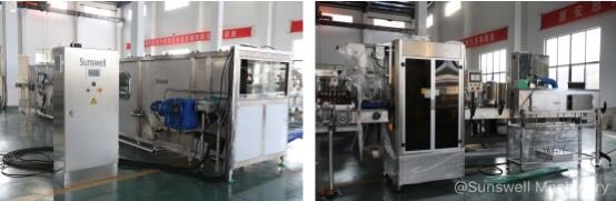 fruit juice filling line