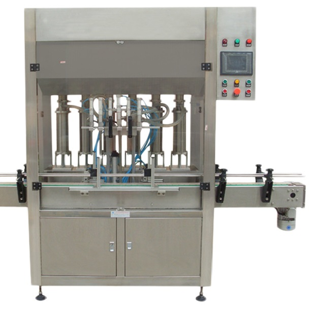 Several classification methods of the filling machine