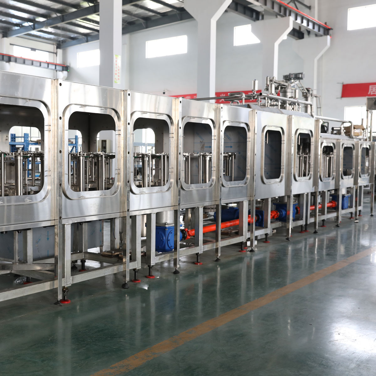 Pulp Filling Machine for juice industry